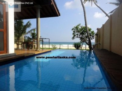 Luxury Beach Villa, Three Bedrooms With Pool, Galle Area