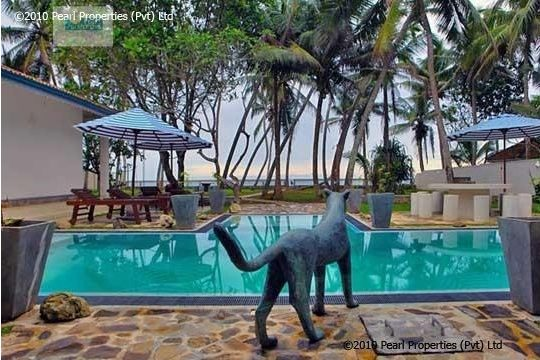 Contemporary Newly Built 4 Bedroom Beach Villa, Galle